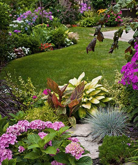 Little River Landscape & Design Garden Design