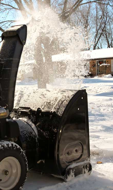 Little River Landscape & Design Residential Snow Removal
