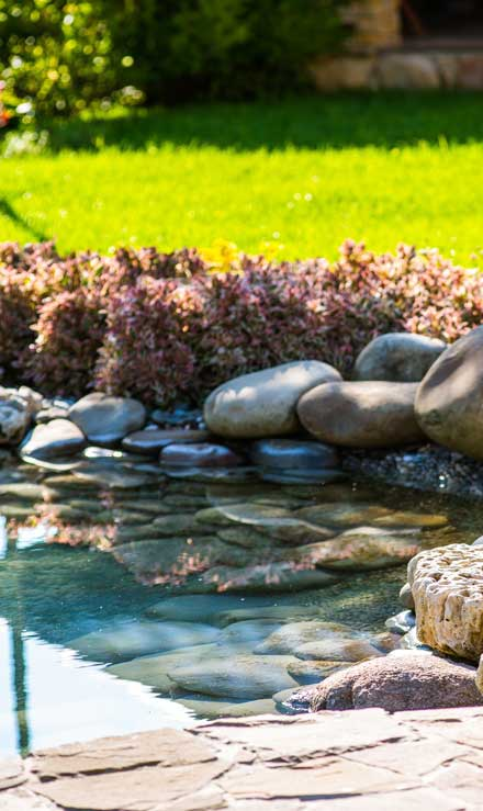 Little River Landscape & Design Residential Water Features